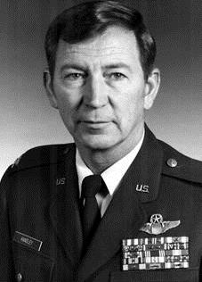 Colonel Phil 'Hands' Handley United States Air Force (Retired) Apr. 9/1935 - Mar. 1/2019